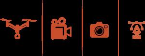 logos IMAGESinAIR Productions